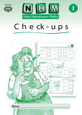New Heinemann Maths Year 1, Check-Up Workbook by