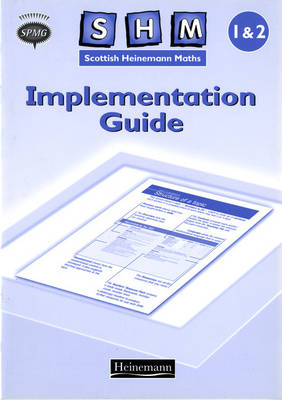 Scottish Heinemann Maths: P1 - Implementation Guide by