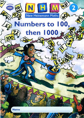 New Heinemann Maths Yr2, Number to 100 Activity Book (8 Pack) by Scottish Primary Maths Group SPMG