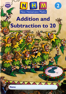 New Heinemann Maths Year 2, Addition and Subtraction to 20 Activity Book by Scottish Primary Maths Group SPMG