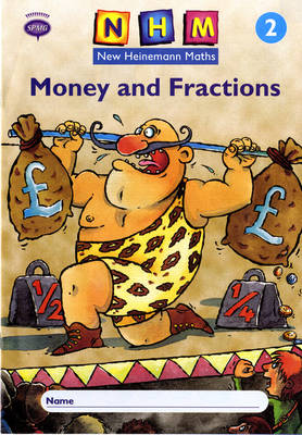 New Heinemann Maths Year 2, Money and Fractions Activity Book (single) by