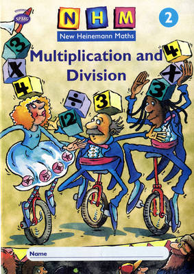 New Heinemann Maths Year 2, Multiplication Activity Book by