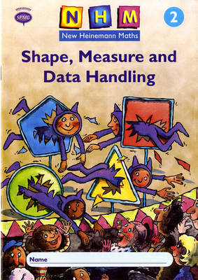New Heinemann Maths Year 2, Shape, Measure and Data Handling Activity Book by