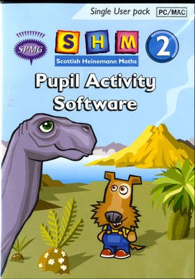 Scottish Heinemann Maths 2 Pupil Activity Software Single User by