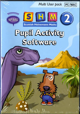 Scottish Heinemann Maths 2 Pupil Activity Software Multi User by
