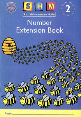Scottish Heinemann Maths 2: Number Extension Workbook 8 Pack by