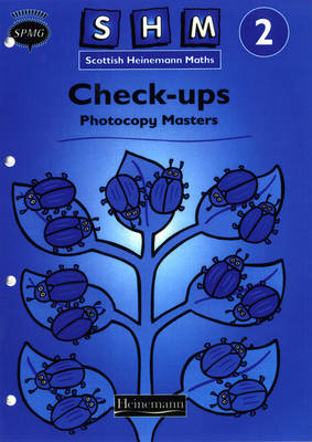 Scottish Heinemann Maths 2: Check-up Workbook PCMs by