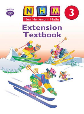 New Heinemann Maths Yr3, Extension Textbook by Scottish Primary Maths Group SPMG