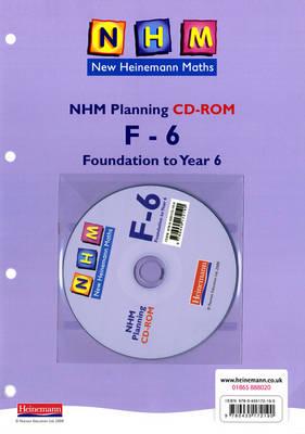 New Heinemann Maths Planning CD-ROM Renewed by