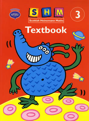 Scottish Heinemann Maths: 3 - Easy Order Textbook Pack by