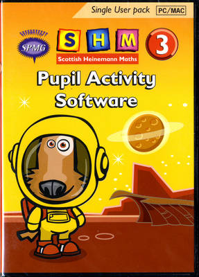 Scottish Heinemann Maths 3 Pupil Activity Software Single User by