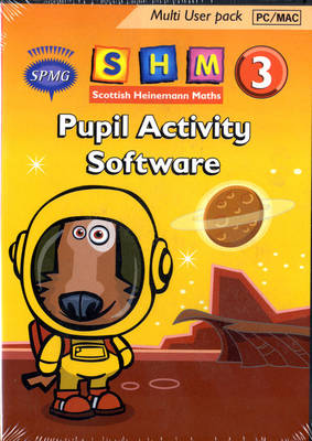 Scottish Heinemann Maths 3 Pupil Activity Software Multi User by