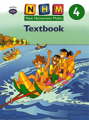 New Heinemann Maths Year 4, Textbook by