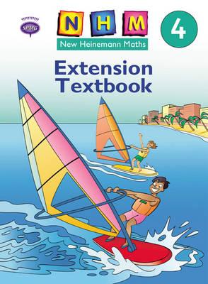 New Heinemann Maths Yr4, Extension Textbook by Scottish Primary Maths Group SPMG
