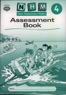 New Heinemann Maths Year 4, Assessment Workbook by Scottish Primary Maths Group SPMG