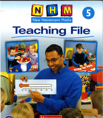 New Heinemann Maths Year 5, Teaching File by Scottish Primary Maths Group SPMG