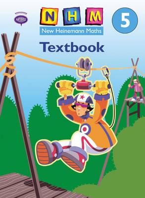 New Heinemann Maths Year 5, Easy Buy Textbook Pack by