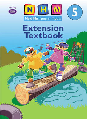 New Heinemann Maths Year 5, Extension Textbook by