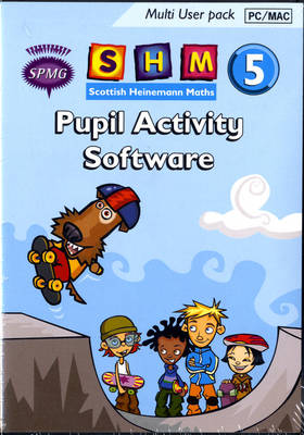 Scottish Heinemann Maths 5 Pupil Activity Software Multi User by
