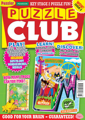Puzzle Club Issue 5 by Harry Smith, Puzzler Media Ltd