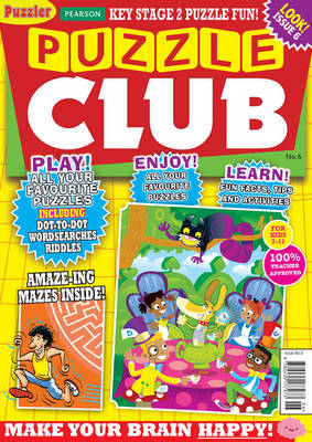 Puzzle Club Issue 6 by Harry Smith, Puzzler Media Ltd