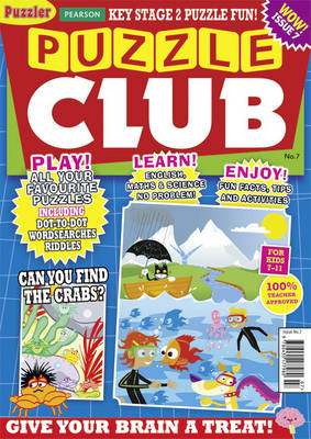 Puzzle Club Issue 7 by Harry Smith, Puzzler Media Ltd