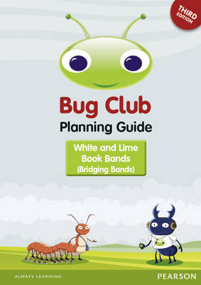 Bug Club Bridging Bands Planning Guide by