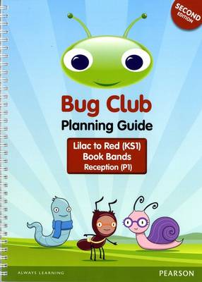 Bug Club Reception Planning Guide by
