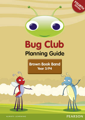 Bug Club Year 3 Planning Guide by