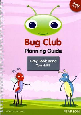 Bug Club Year 4 Planning Guide by
