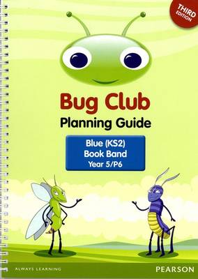 Bug Club Year 5 Planning Guide by