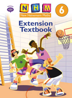New Heinemann Maths Yr6, Extension Textbook by