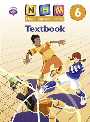 New Heinemann Maths Year 6 Easy Buy Textbook Pack 2002 by