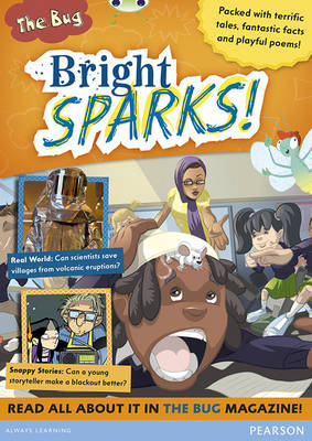 Bug Club Comprehension Y3 Bright Sparks by Trish Cooke, Paul Bright, Christine Taylor-Butler, Libby Martinez