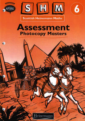 Scottish Heinemann Maths: 6 - Assessment PCMs by