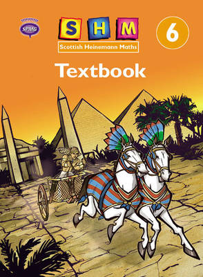 Scottish Heinemann Maths: 6 - Easy Order Textbook Pack by