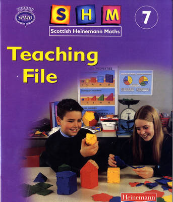 Scottish Heinemann Maths 7: Teaching File by