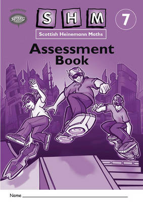Scottish Heinemann Maths 7: Assessment Book (8 pack) by