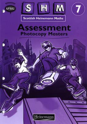 Scottish Heinemann Maths 7 Assessment PCM's by
