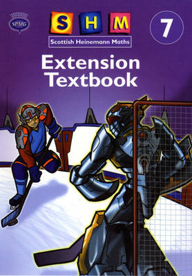 Scottish Heinemann Maths 7: Extension Textbook (Single) by