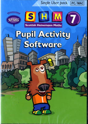 Scottish Heinemann Maths 7 Pupil Activity Software Single User by