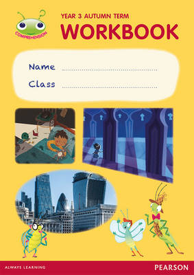 Bug Club Comprehension Y3 Term 1 Pupil Workbook by