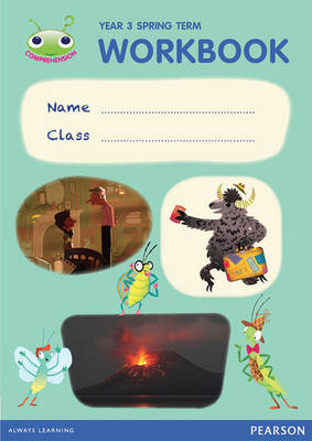 Bug Club Comprehension Y3 Term 2 Pupil Workbook by