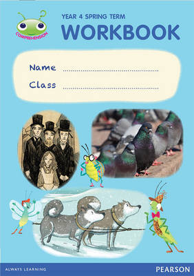 Bug Club Comprehension Y4 Term 2 Pupil Workbook by