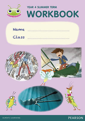Bug Club Comprehension Y4 Term 3 Pupil Workbook by