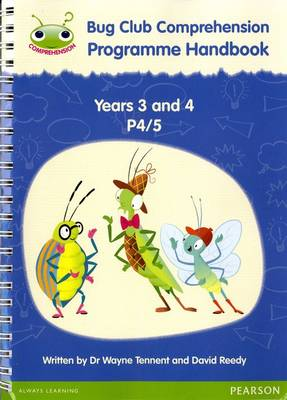 Bug Club Comprehension Lower KS2 Teacher Handbook by