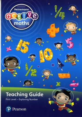 Heinemann Active Maths First Level Exploring Number Teaching Guide by Lynda Keith, Lynne McClure
