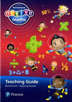 Heinemann Active Maths Second Level Exploring Number Teaching Guide by Lynda Keith, Lynne McClure