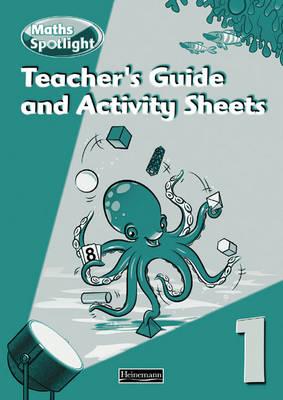 Maths Spotlight Year 1/P2: Teacher's Notes by