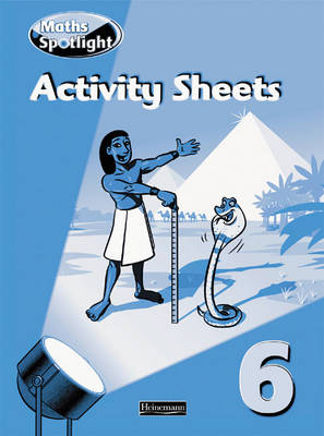 Maths Spotlight Year 6/P7: Activity Sheets by